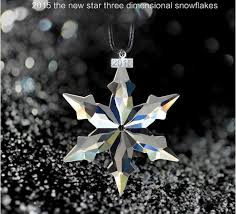 large snowflakes ornaments annual classic