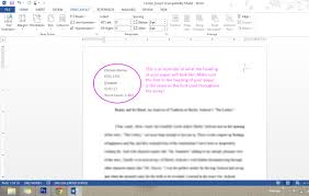 how to write a paper in mla mla txstatewritingcenter click here to view an example