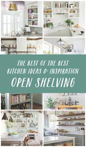 open shelves kitchen design ideas open shelves kitchen design ideas inspirational kitchen open