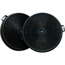 filtre pour hotte de cuisine lot de 2 filtres à charbon actif pour hotte de cuisine dmo 94198