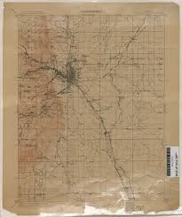 Map Of Colorado And New Mexico by