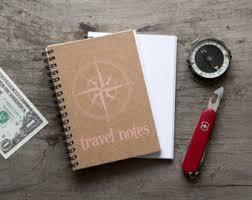 4x6 photo book 4x6 pink spiral travel notes travel notebook kraft