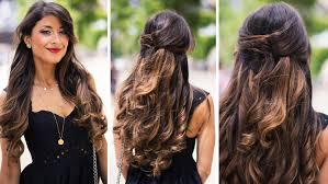 easy hairstyle for wavy harvardsol com