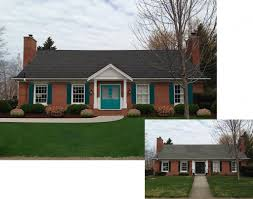 home exterior makeover contest finalist gets new colors roof