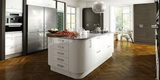 Curved Kitchen Island Designs by Curved Kitchen Island Angled Kitchen Island Design Ideas With
