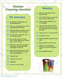 my great challenge speed cleaning the kitchen