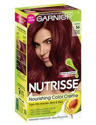 reddish brown hair color nutrisse nourishing color creme medium reddish brown 56 garnier