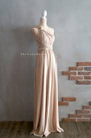 light grey infinity dress infinity gowns the gown house