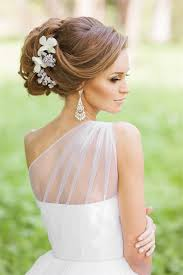 bridal hairstyles bridal hairstyles for hair with flowers deer pearl flowers