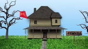 monster house com monster house title sequence youtube