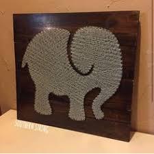diy nursery elephant string art by me november 2016 crafts