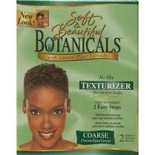 how to texturize black hair soft beautiful botanical texturizer kit coarse frizs cosmetics
