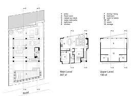 architect plan gallery of tsunami house designs northwest architect 26 floor plan