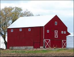 Shed Barns What Is That Machine Sheds Barns And Corn Cribs Dekalb County