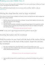 fb403 wireless fitness tracker user manual users manual fitbit inc