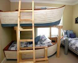 Build Bunk Beds Build Bunk Beds Out Of Boats Amazing Nautical Decorating