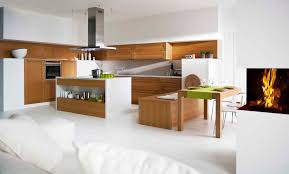 image de cuisine ouverte cuisine ouverte sur le salon pratique et conviviale travaux com