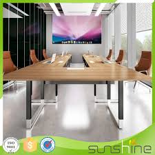 Modern Conference Table Design with Modern Conference Table Modern Conference Table Suppliers And