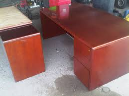 Cherry Wood Desk With Hutch Cherry Office Desk Wood Furniture High End Ceo Onsingularity