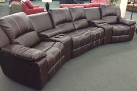 Jamestown Umber  Piece Theater Sectional By Corinthian At - Sofa warehouse nashville