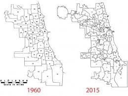 chicago gerrymandering map ward remap violates civil rights act say iit researchers