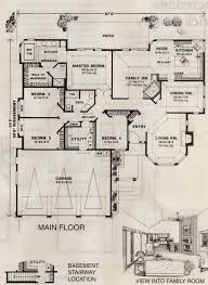 soprano house floor plan house plan