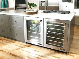 under cabinet wine cooler under cabinet wine fridge a comprehensive buyers guide under counter