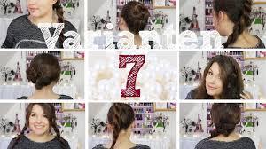Frisuren Lange Haare Zusammengebunden by 7 Einfache Frisuren Varianten L Kordel Technik