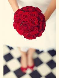 Red Wedding Bouquets Wedding Flowers Red Flower Wedding Bouquets