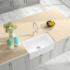is an apron sink the same as a farmhouse sink as242 30 15 x 20 x 10 single bowl apron porcelain kitchen