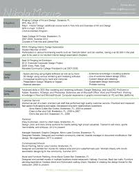 Resume Sample Format For Ojt by Interior Design Resume Template Word Free Resume Example And