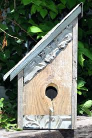 Used Tin Ceiling Tiles For Sale by Bird Feeder For Sale Antique Tin Ceiling Tile Barn Wood Birdhouse
