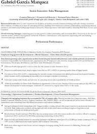Senior Resume Template Senior Financial Executive Exle Resume Exles Australia
