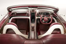 bentley 2000 interior bentley showcases how to bring luxury to electric cars previews