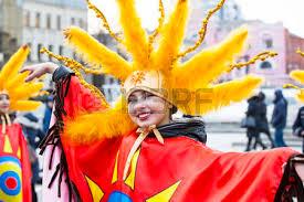 kharkov ukraine february 26 2017 traditional celebration