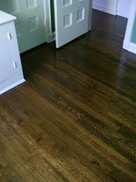 Wood Stain Medium Stain Water Based by Medium Walnut Stain On Red Oak I Like This Not Too Red Not Too