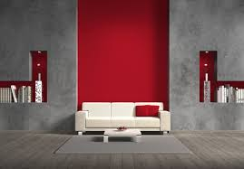 wandgestaltung rot wohndesign 2017 unglaublich coole dekoration modernes wohnzimmer