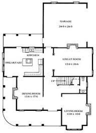 second empire floor plans plan 44040td for the large family georgian house georgian and