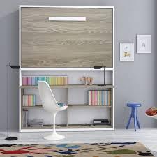 bureau dans une armoire la impressionnant armoire lit bureau escamotable