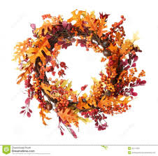 accessories inspiring thanksgiving wreath decor with fall leaves