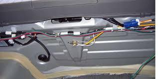prius trailer wiring