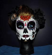 custom sugar skull pin up mannequin my sugar skulls
