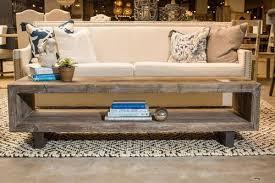 rustic modern coffee table rustic modern coffee table mango wood nickel base modern chic