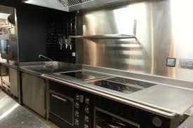 cuisine professionelle equiper sa cuisine professionnelle optima energie