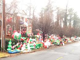 Home Decor In Atlanta Is This The Person With The Most Christmas Spirit In Atlanta