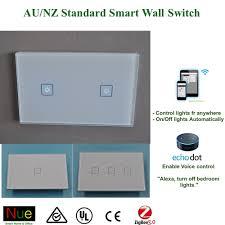au nz smart light switch for led downlight kit pendant