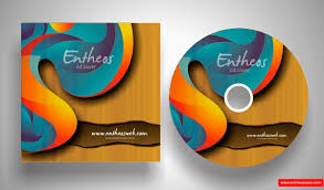 design cd cover make your own cd cover with coreldraw entheos