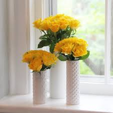 Vase Trio 5 Tips To Keep In Mind When Buying Flowers U2014 Redefining Domestics