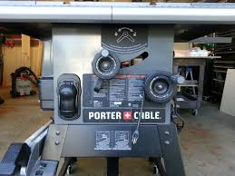 porter cable table saw review review porter cable table saw model pcb270ts by sirfatty