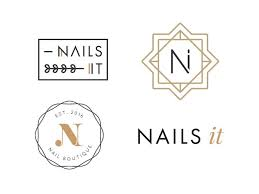 16 best my images on pinterest nail logo nail bar and salon logo